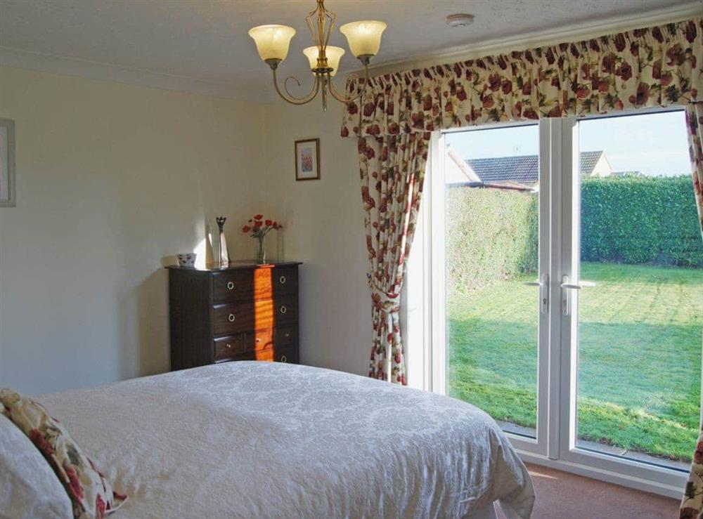 Double bedroom at Stileaway in Potter Heigham, near Great Yarmouth, Norfolk