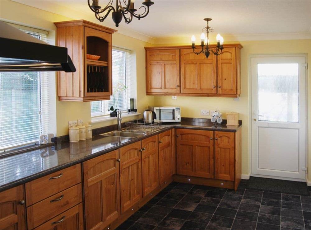Kitchen at Stileaway in Potter Heigham, near Great Yarmouth, Norfolk