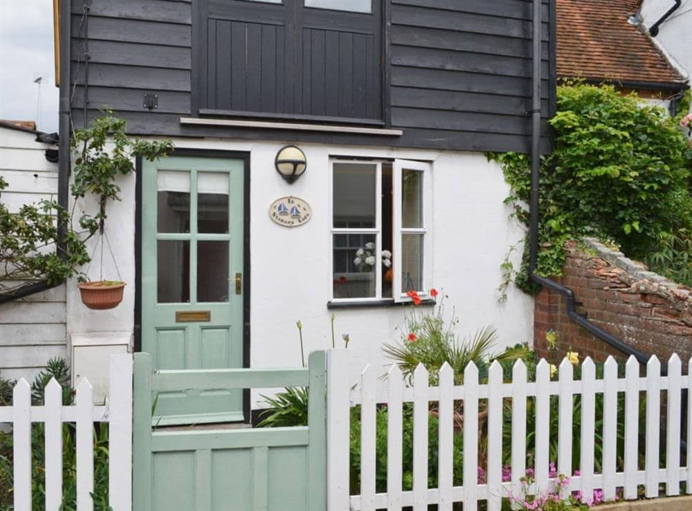 Exterior at Stokers Loft in West Mersea, Nr Colchester, Essex., Great Britain