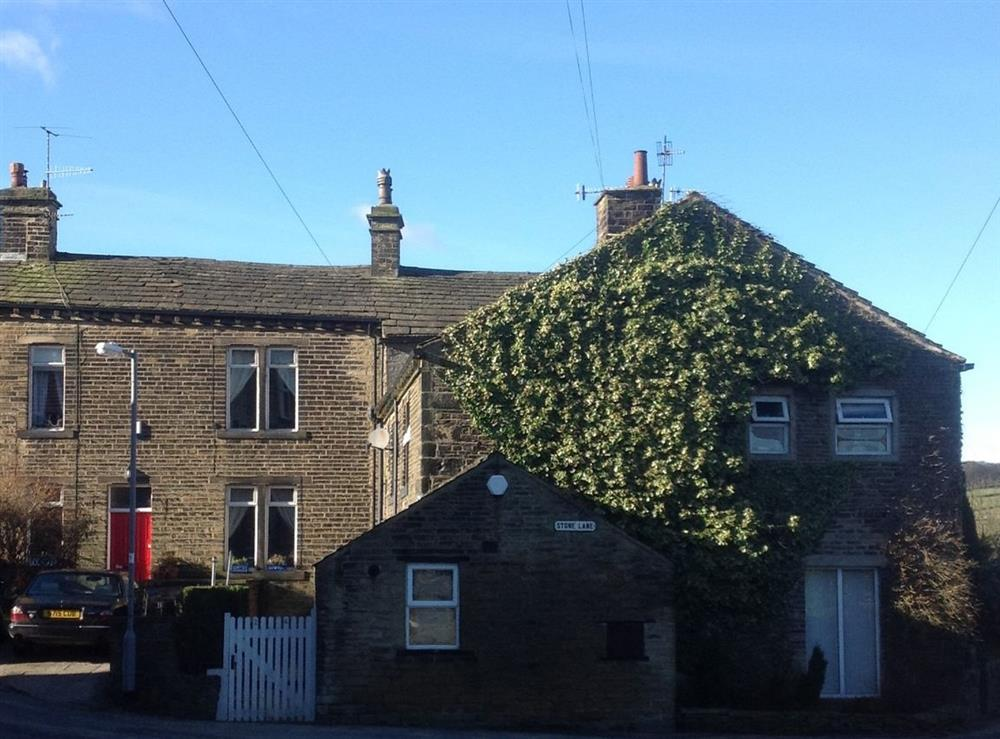 Photo 1 at Stone Cottage in Keighley, West Yorkshire