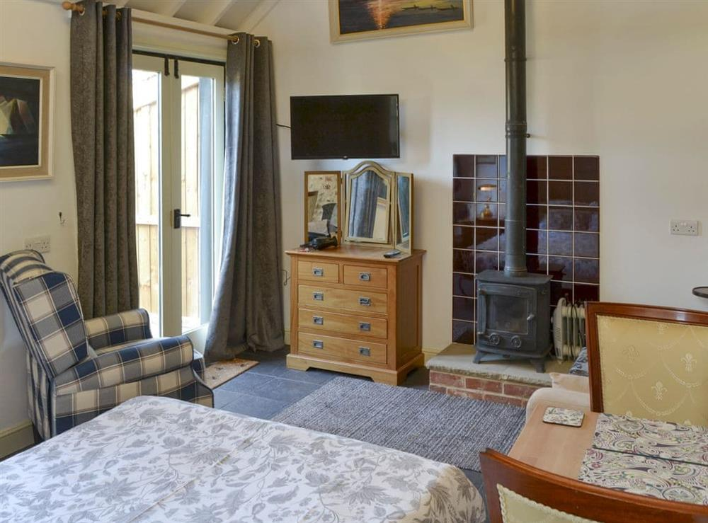 Characterful interior at The Old Stables,