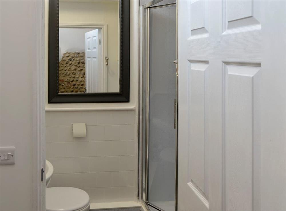 Shower room at The Old Stables,