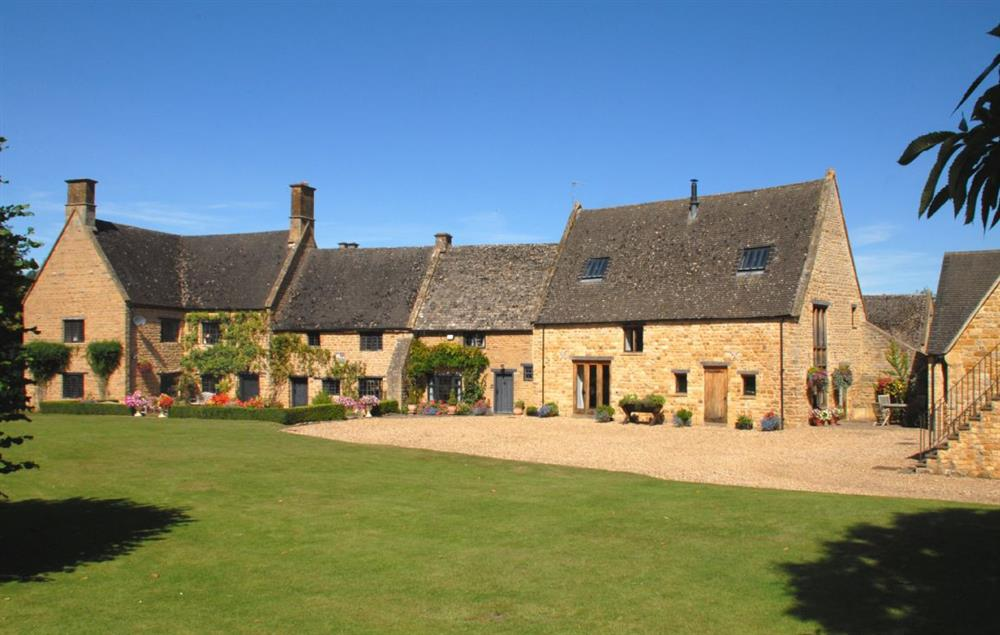 Stourton Manor, a much loved home and a piece of living history dating from the early 1600s  at Stourton Manor, Stourton