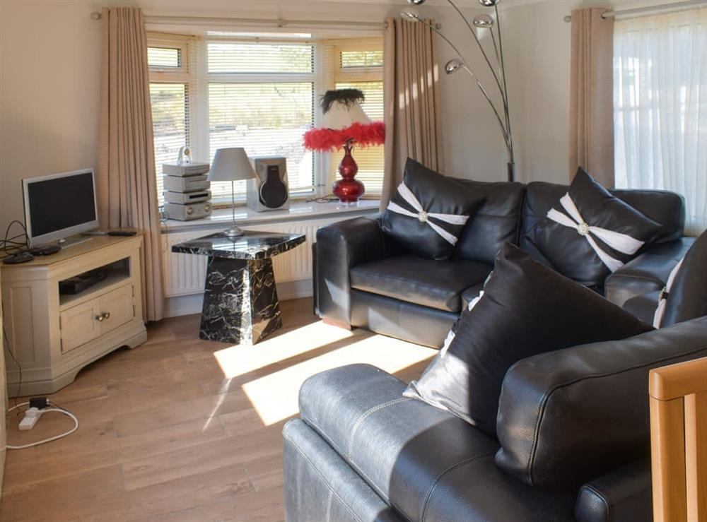 Living area at Tara,