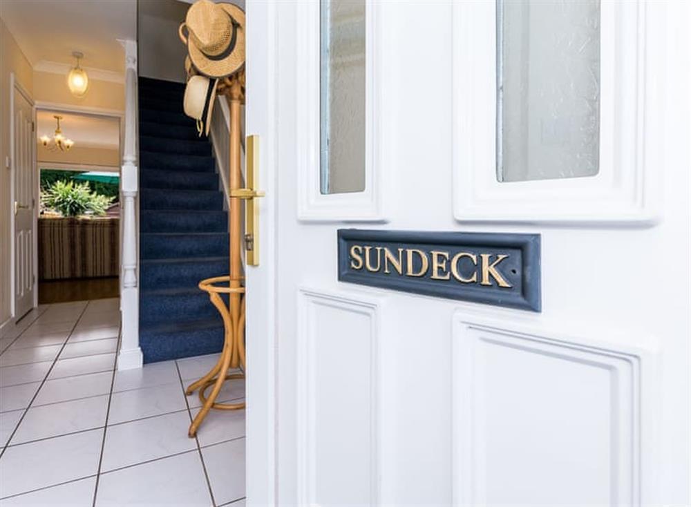 Exterior at Sundeck in Brixham, South Devon