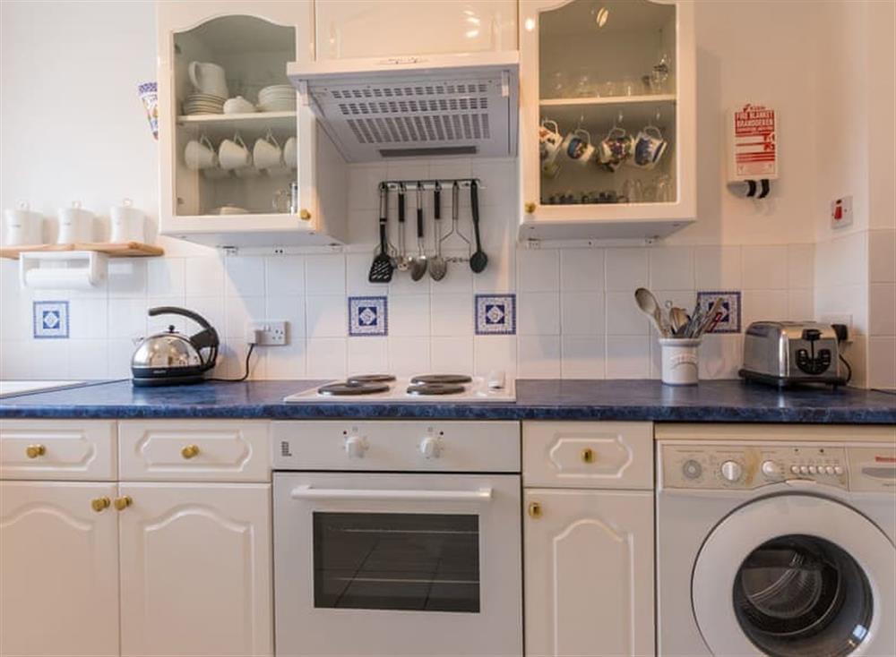 Kitchen (photo 3) at Sundeck in Brixham, South Devon