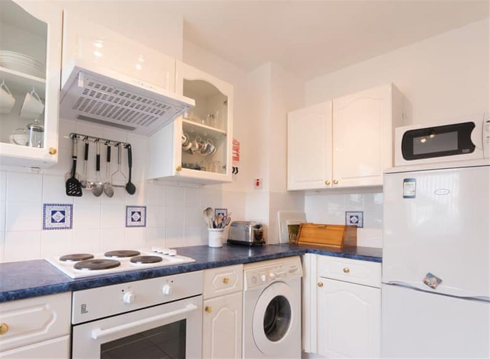 Kitchen at Sundeck in Brixham, South Devon