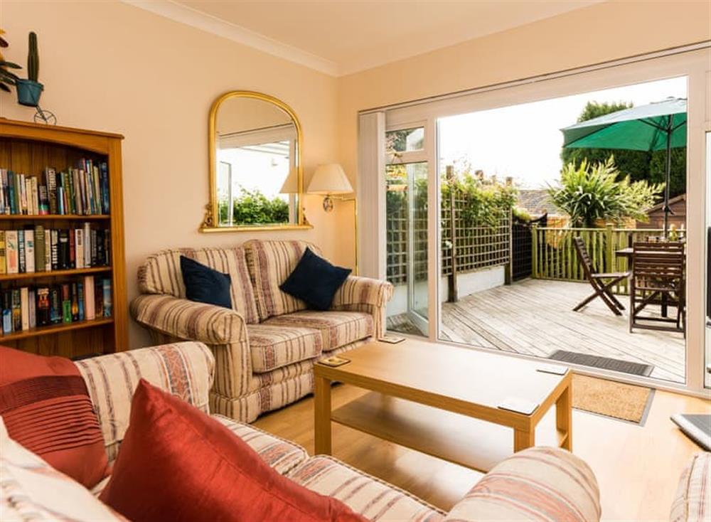 Living area (photo 2) at Sundeck in Brixham, South Devon