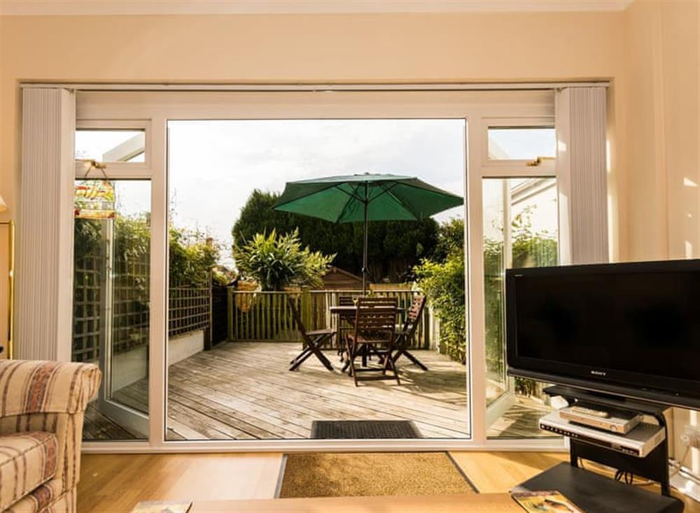 Living area (photo 3) at Sundeck in Brixham, South Devon