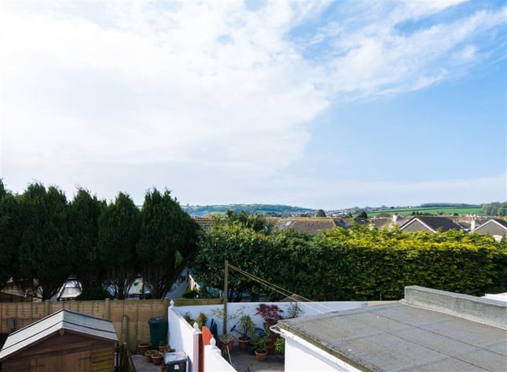 View at Sundeck in Brixham, South Devon