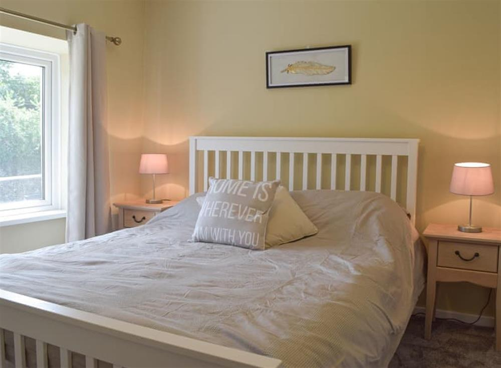 Double bedroom at Sunnydale in Cilgerran, near Cardigan, Dyfed