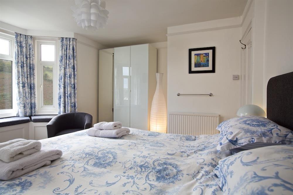 Master bedroom at Sunnyside in , Dartmouth
