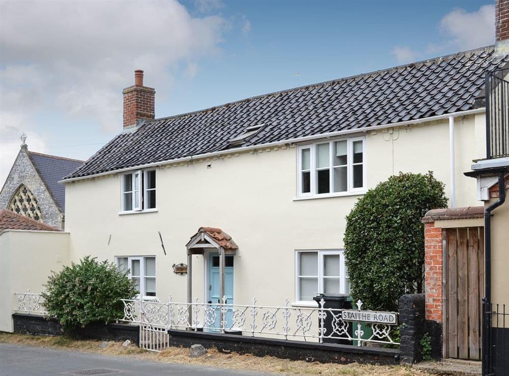 Charming period former Bakehouse at Sunnyside in Ludham, near Wroxham, Norfolk