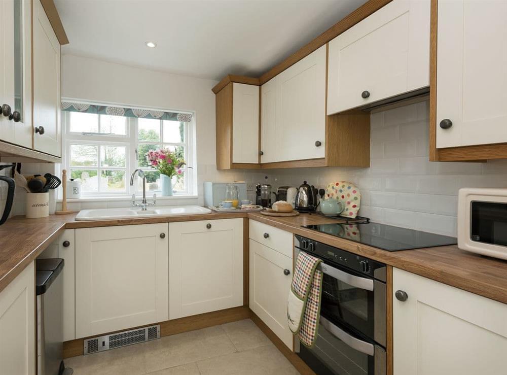 Exquisitely presented kitchen at Sunnyside in Ludham, near Wroxham, Norfolk