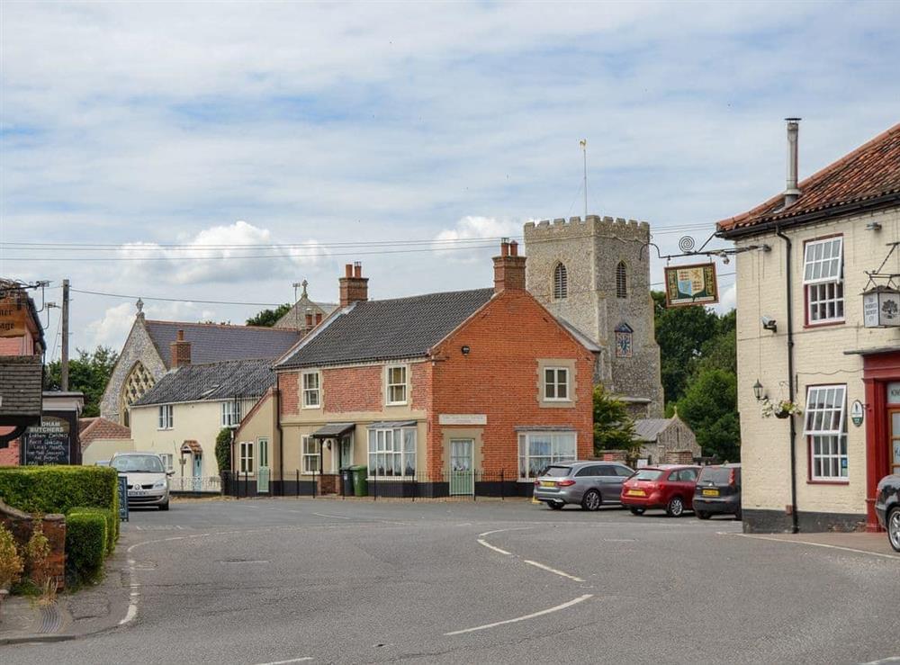 Exterior at Sunnyside in Ludham, near Wroxham, Norfolk