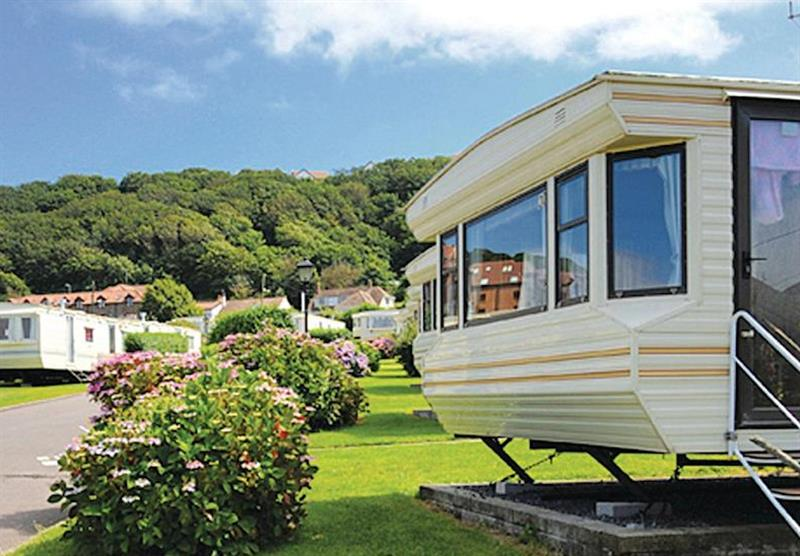 Photo 2 at Surf Bay Holiday Park in Devon, South West of England