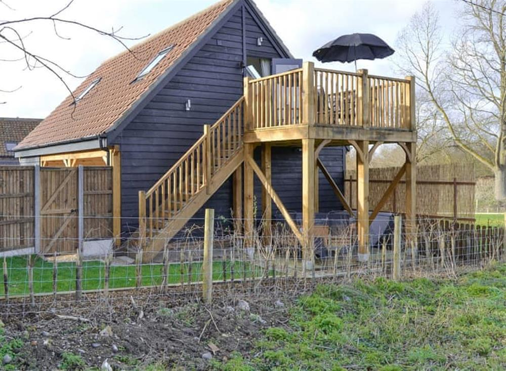Attractive holiday home at The Cart Shed,
