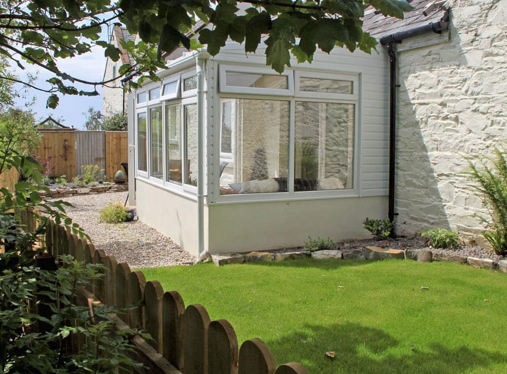 Private enclosed garden (photo 2) at Swallows in Borgue, near Kirkcudbright, Kirkcudbrightshire