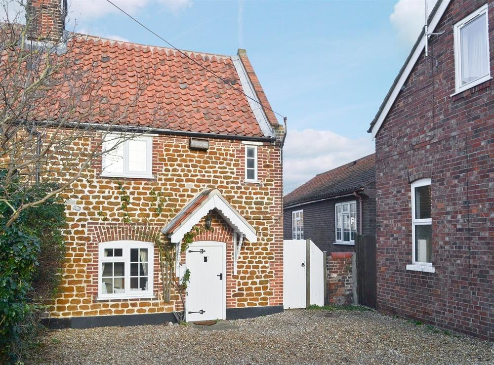 Exterior at Sweet Pea Cottage in Heacham, near King's Lynn, Norfolk