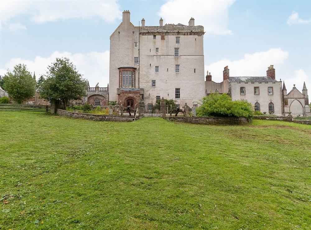 Exterior at Symbister Suite in Delgatie Castle, Turriff, Aberdeenshire