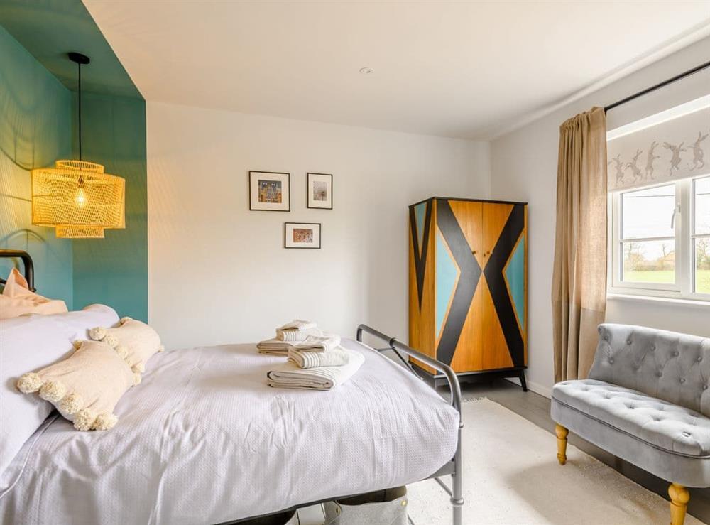 Double bedroom (photo 3) at Tamerisk in Tunstead, near Norwich, Norfolk
