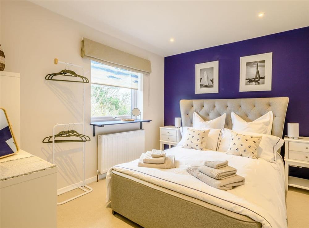 Double bedroom at Tamerisk in Tunstead, near Norwich, Norfolk