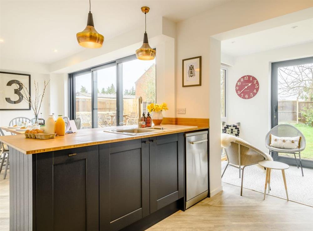 Kitchen (photo 3) at Tamerisk in Tunstead, near Norwich, Norfolk