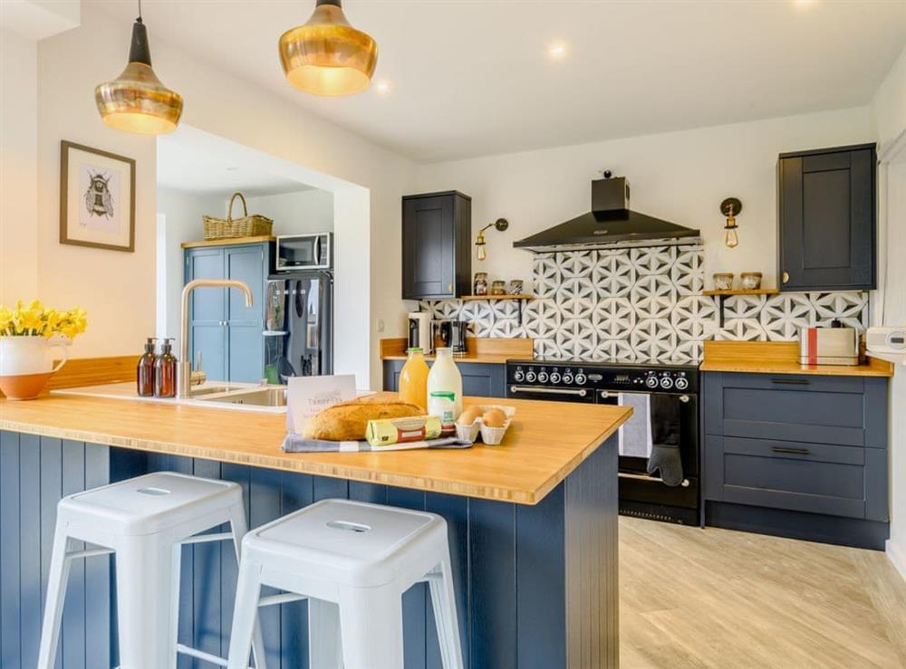 Kitchen at Tamerisk in Tunstead, near Norwich, Norfolk