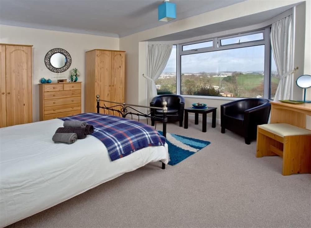 Double bedroom (photo 3) at Tanna Nivas in Paignton, South Devon