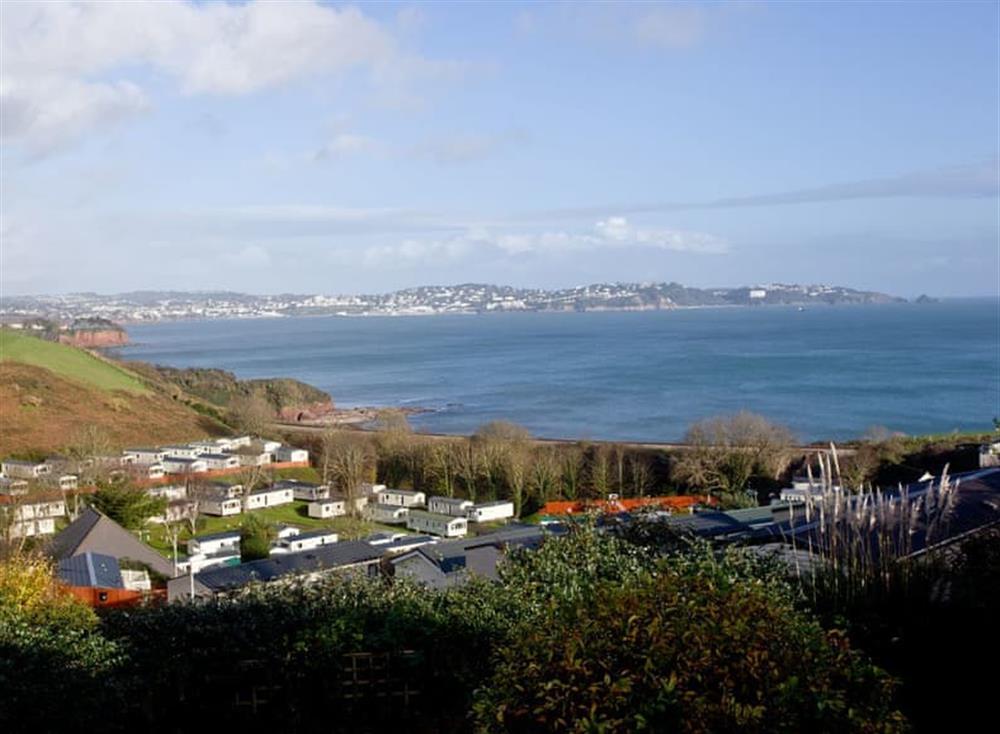 View at Tanna Nivas in Paignton, South Devon