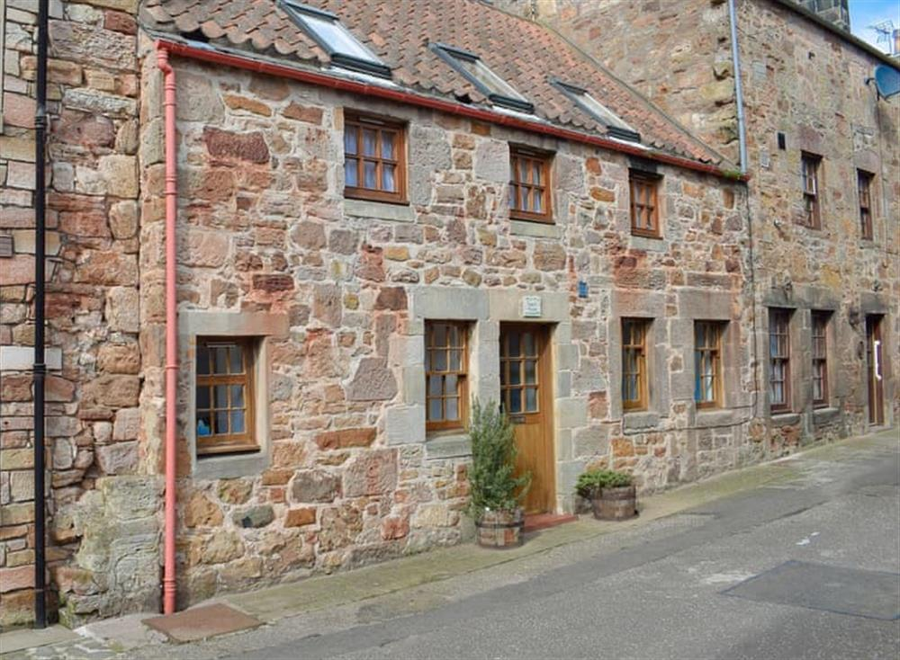 Charming property at Tappit Hoose in Crail, near St Andrews, Fife