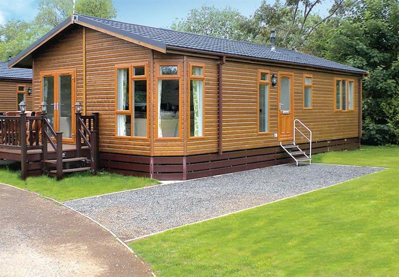 Comfort Lodge 6 at Tattershall Lakes Country Park in Tattershall, Lincolnshire