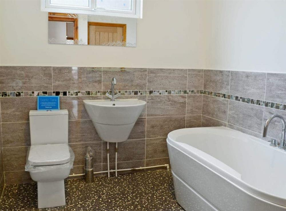Bathroom at The Stables,