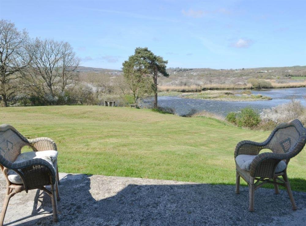 View at Teifi in Llangoedmor, Nr Cardigan, Dyfed., Great Britain