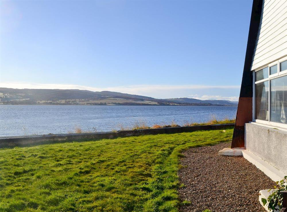 Views at The Anchor and Chain in North Kessock, near Inverness, Inverness-Shire