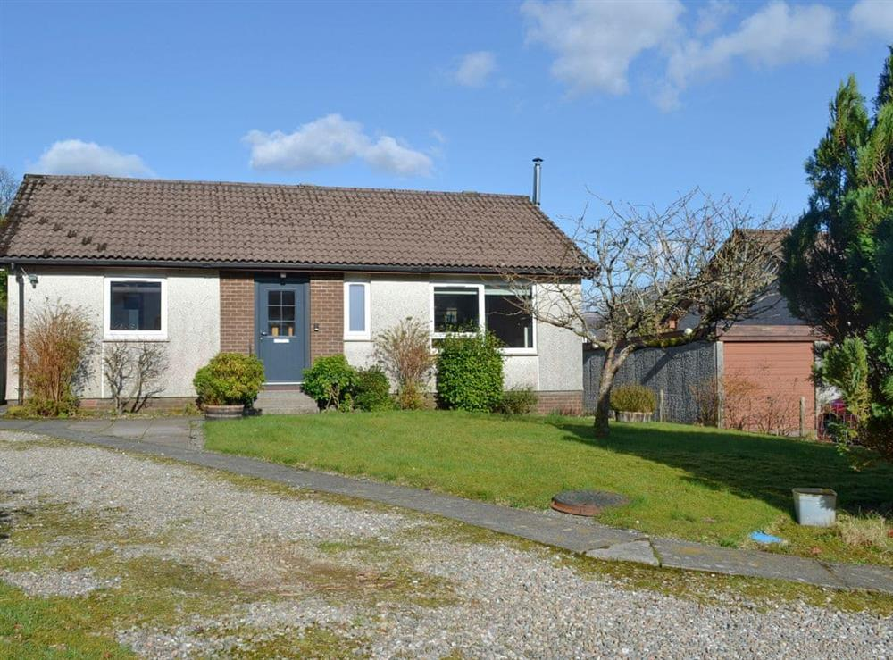 Beautiful bungalow at The Ardentinny Rest in Ardentinny, near Dunoon, Argyll & Bute, Scotland