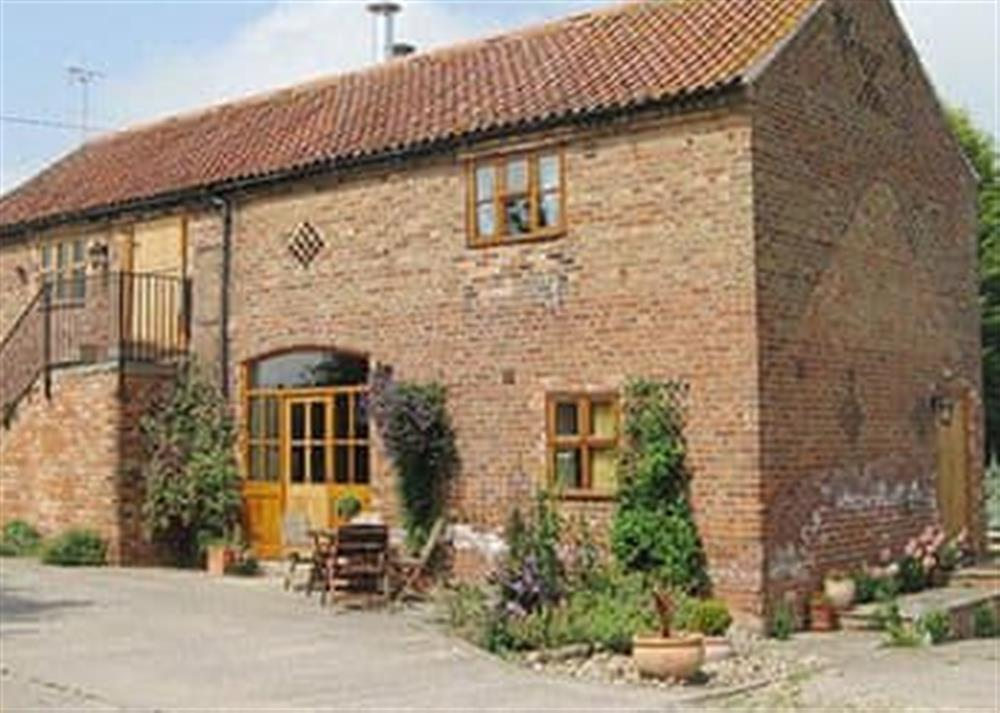 Exterior at The Barn, Dunstan Farm in Gringley-on-the-Hill, South Yorkshire
