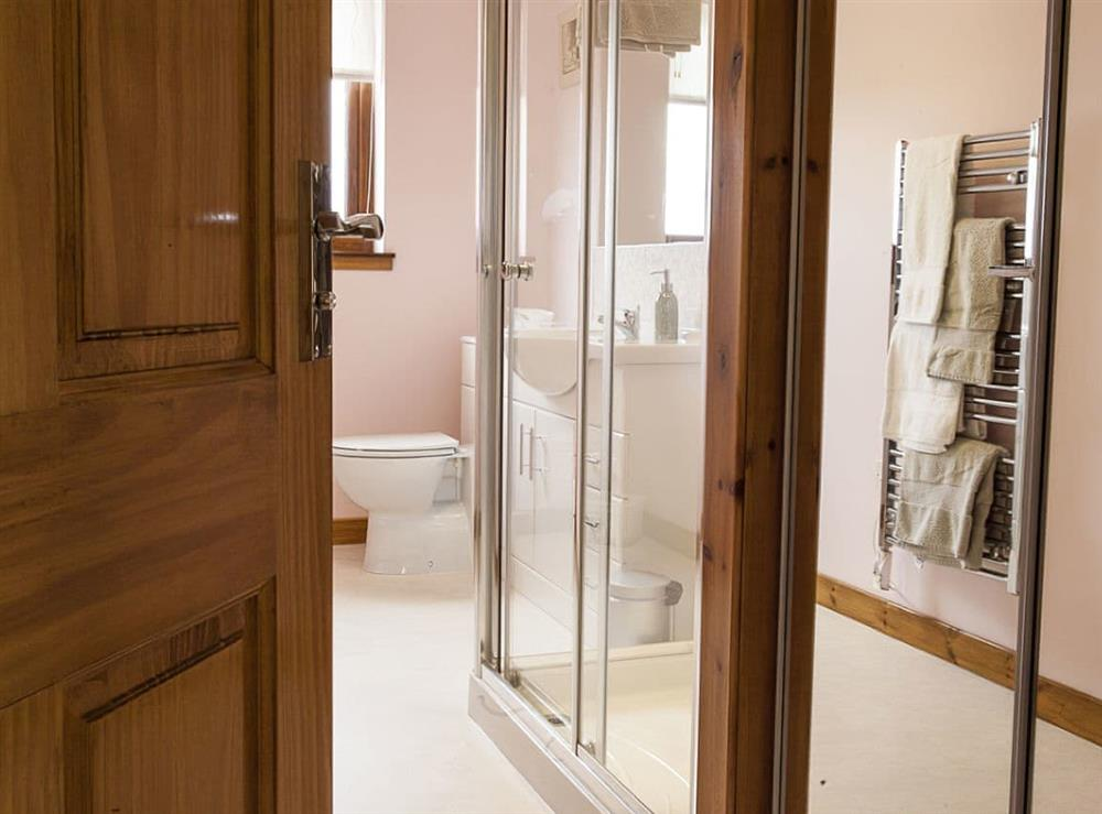 Bathroom at The Barn in Lairg, Sutherland