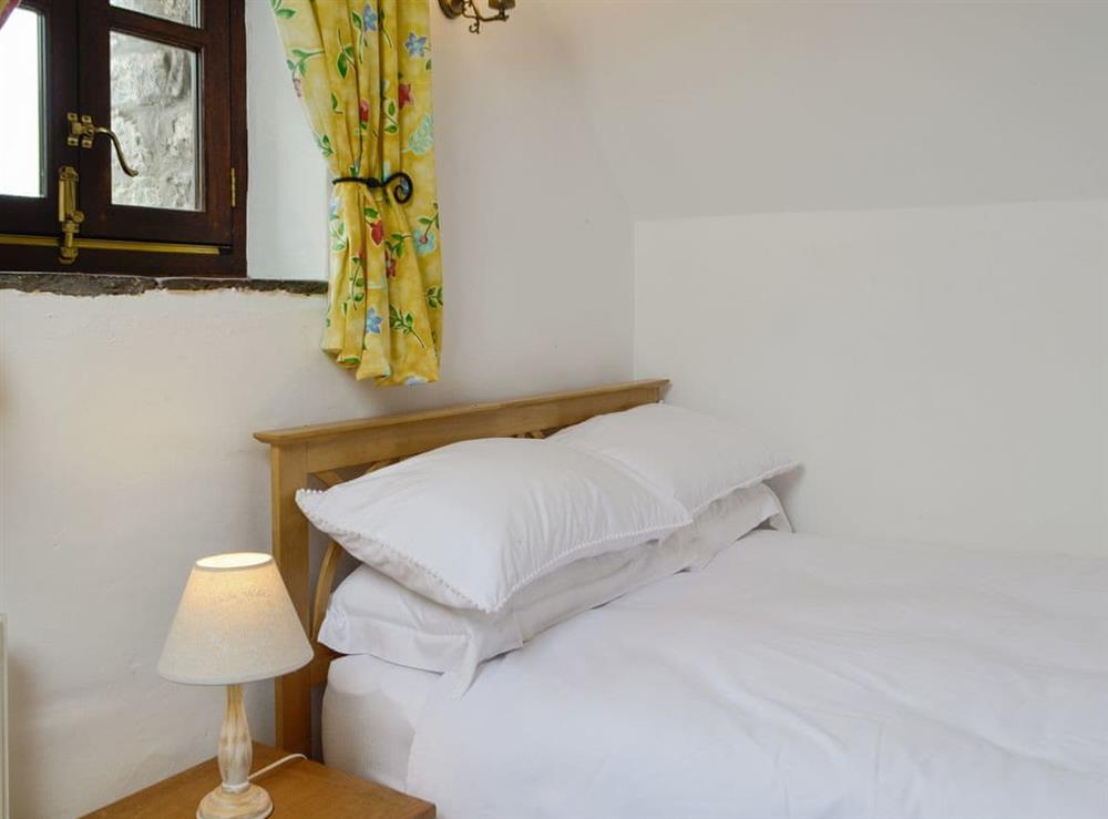 Double bedroom at The Barn in Ton Kenfig, near Bridgend, Mid Glamorgan