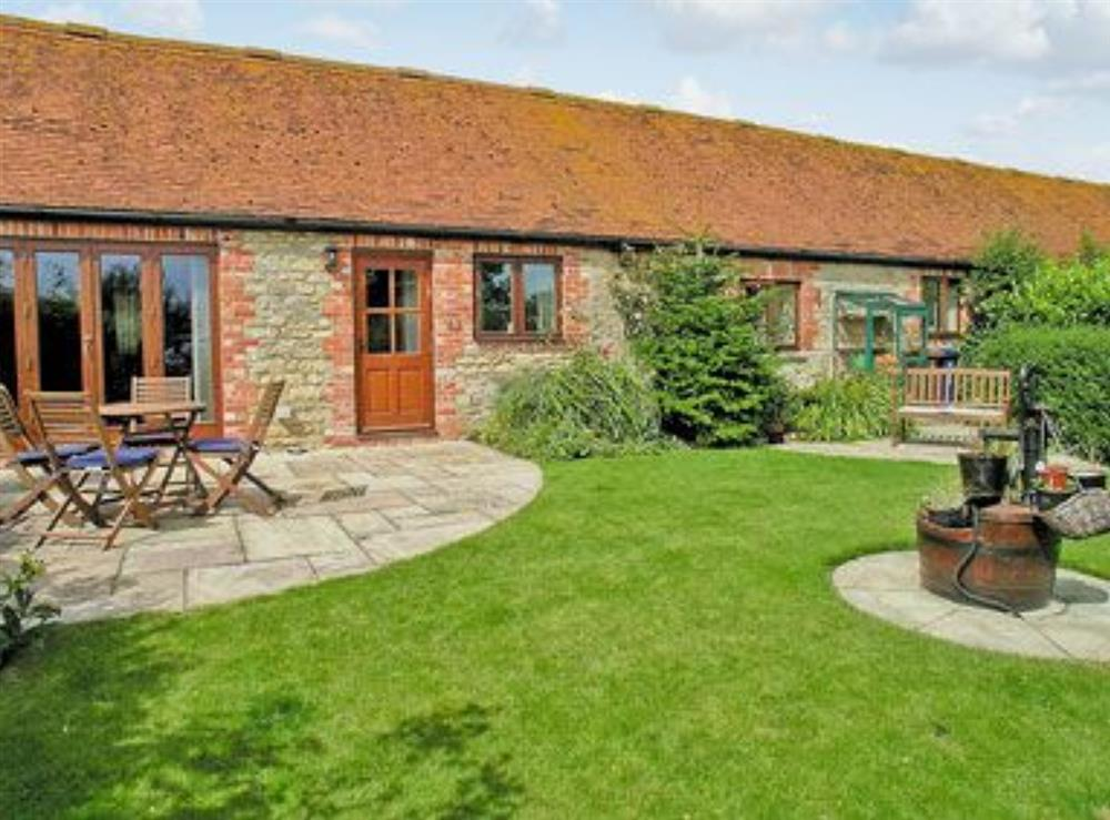Exterior at The Barn in West Stour, near Shaftesbury, Dorset