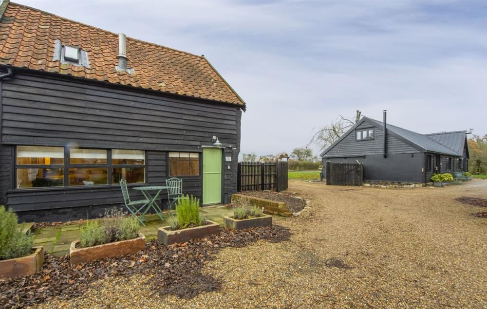 The Dairy has been converted into a wonderful rural retreat for a romantic stay