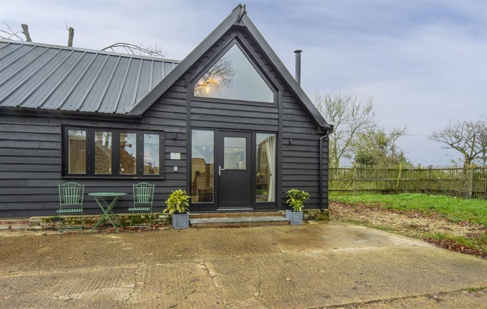 The Woodshed is situated in a rural part of Suffolk but close to a number of towns and only a short drive from the coast