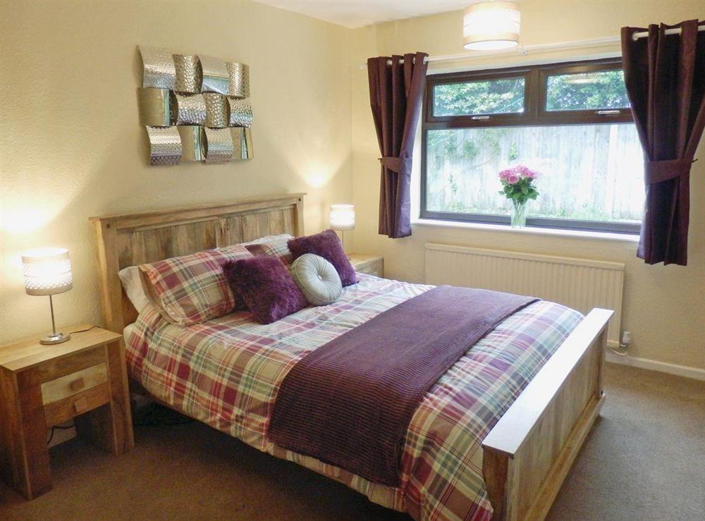 Charming double bedroom at The Beech House in Corton, near Lowestoft, Suffolk