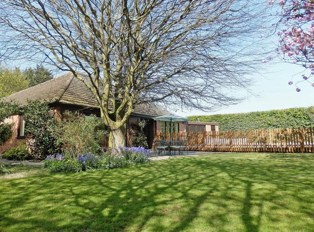 Large detached property at The Beech House in Corton, near Lowestoft, Suffolk