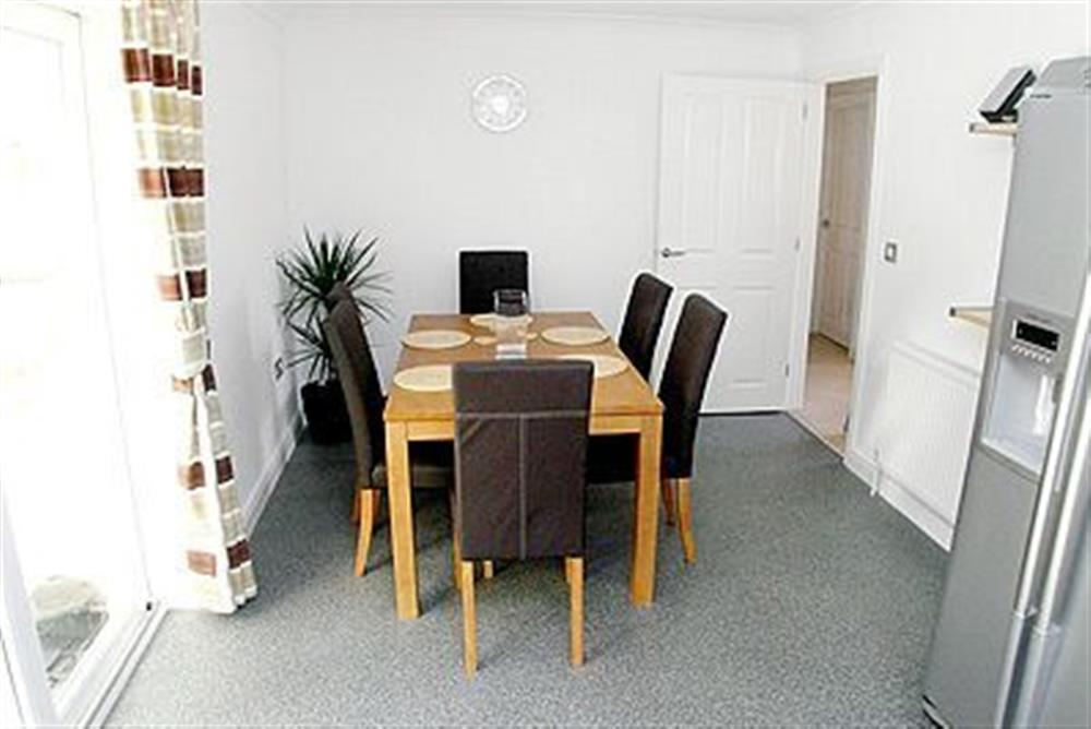 Dining room at The Beeches in Sea Palling, Norfolk. , Great Britain