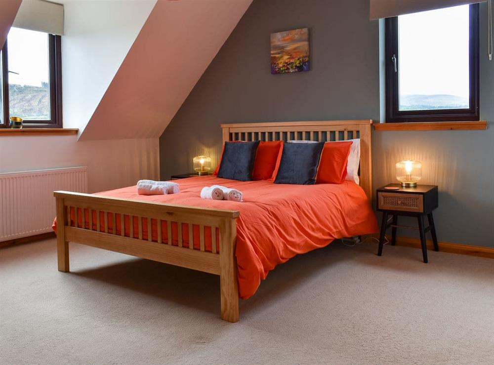 Double bedroom (photo 3) at The Big Hoose in Linside, Sutherland