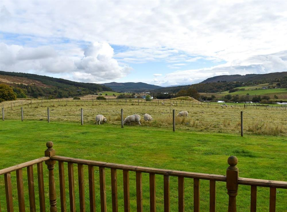 View (photo 2) at The Big Hoose in Linside, Sutherland