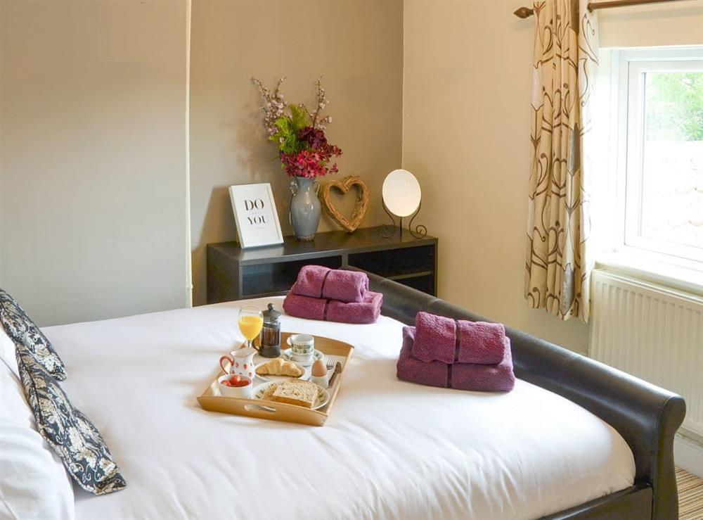 Peaceful double bedroom at The Boat House in Catfield, near Ludham, Norfolk