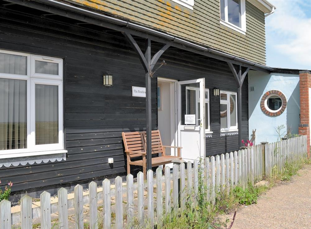Exterior at The Boathouse in Lowestoft, Suffolk