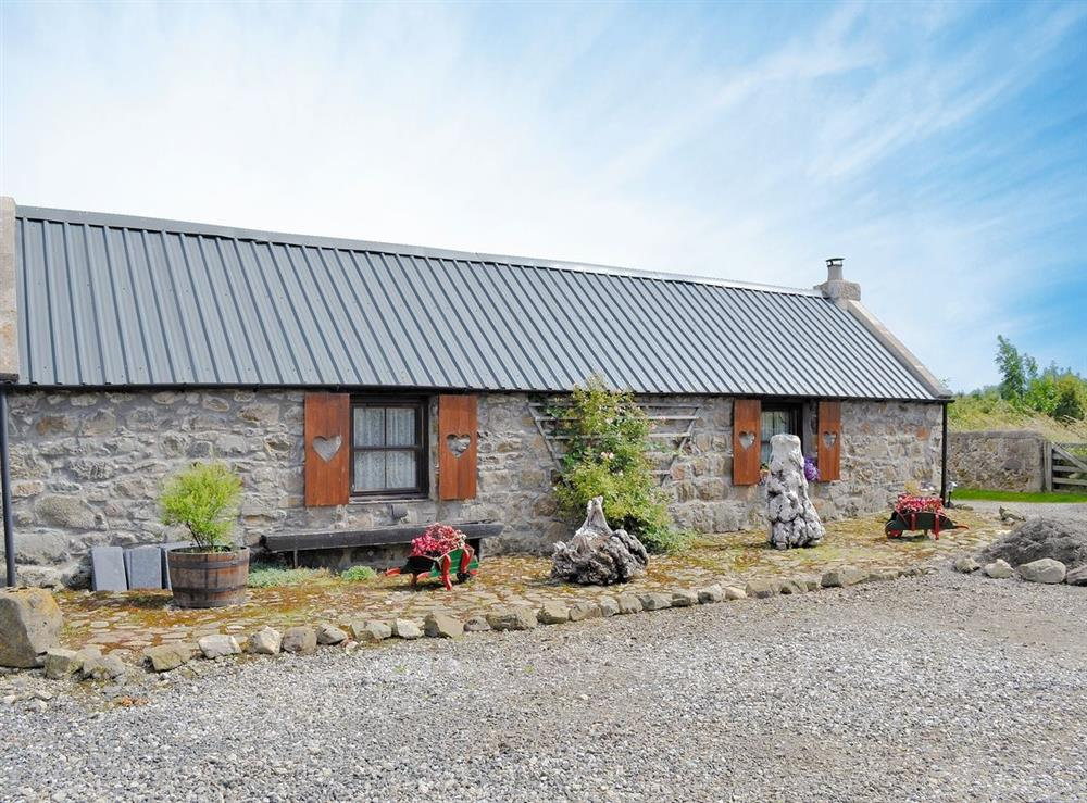 Exterior at The Bothy in Huntly, Aberdeenshire